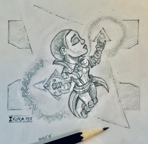 Ikora Rey of Light